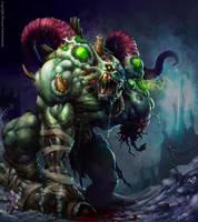 Plague Eruptor by Wreckonning