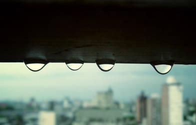 siete dias de lluvia 1 by dead-sound