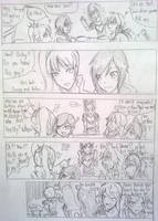 RWBY:Why jaune don't want wear hood #1 by nuricombat