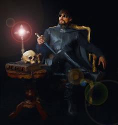 Da Vinci's Demons -Riario by DRIZZT--DO-URDEN