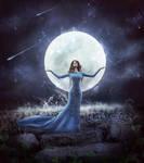 Sea Goddess by TaniaART