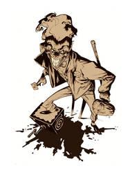 the Joker by ChristianNauck