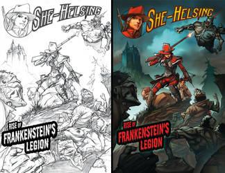 She Helsing by ChristianNauck
