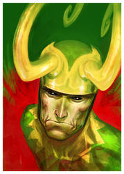 Loki by ChristianNauck