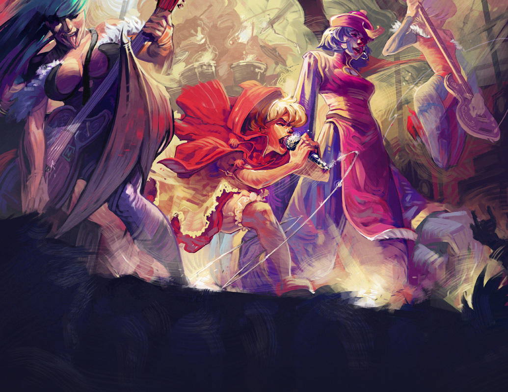 Darkstalkers by ChristianNauck