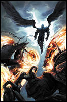 Ghost Riders by ChristianNauck