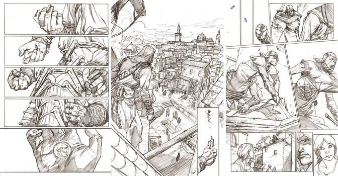 Assassins Creed by ChristianNauck