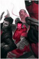 Thunderbolts #5 by ChristianNauck