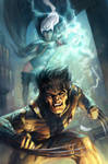 Wolverine Cover by ChristianNauck