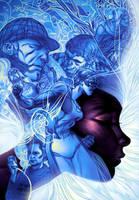 JAZAM #9 cover by ChristianNauck