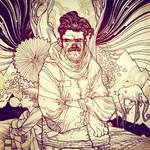 Sketchbook #02 by ChristianNauck