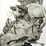 Sketchbook #04 by ChristianNauck