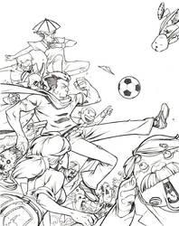 Cover 11x Soccer by ChristianNauck