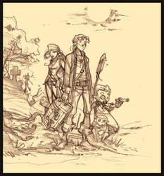 Hooray for Monkey Island by ChristianNauck