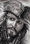 Jack Sparrow by muse0107