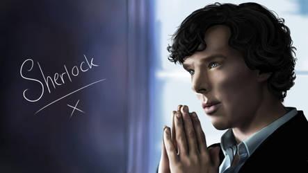 Sherlock by Dracilla112