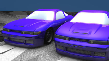 Pair of 180SXs by SiathLinux