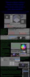 Blender 254 Tutorial 2c by SiathLinux