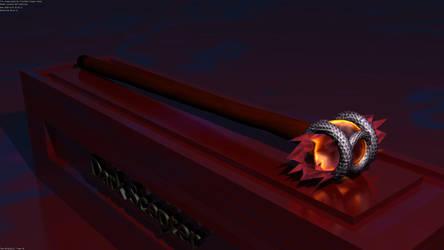 Dark Scepter Final by SiathLinux