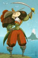 .:Captain-Mary:. by Marmottegarou
