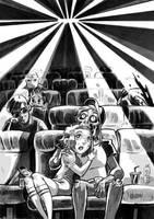 .:Zombie-Date:. by Marmottegarou