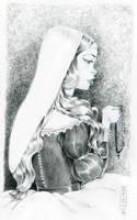 .:fair maiden:. by Marmottegarou