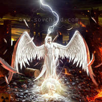 Sovereign Child CD cover by amorphisss