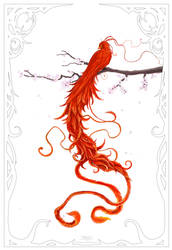 Phoenix Poster by amorphisss