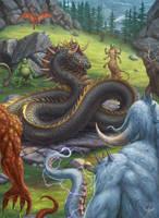 Land of Neves: Wichitar's Ultimatum by amorphisss