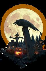 Halloween Theme by amorphisss