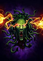 Medusa2 by amorphisss