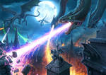 Hydra's Rage by amorphisss