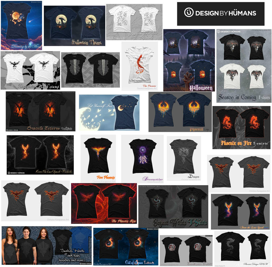 T Shirts By Amorphisss-d6we11n by amorphisss