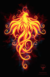 Royal Phoenix by amorphisss