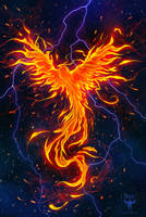 Phoenix Rage by amorphisss