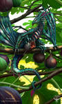 The Fig Eater by amorphisss