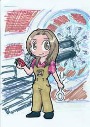 Kaylee Frye by Ani-Meg