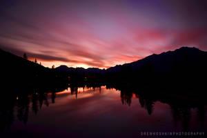 Rocky Mountain Sky by drewhoshkiw