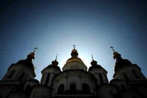 Temples of Kviv by drewhoshkiw
