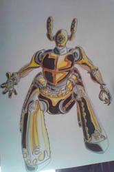 Steambot by principebaka
