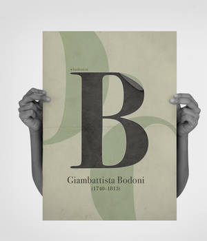 Bodoni by xanthousis
