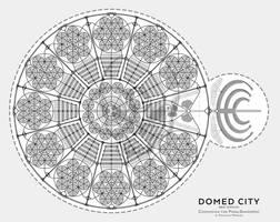Domed City - Commision for FeralGamersInc by SalesWorlds