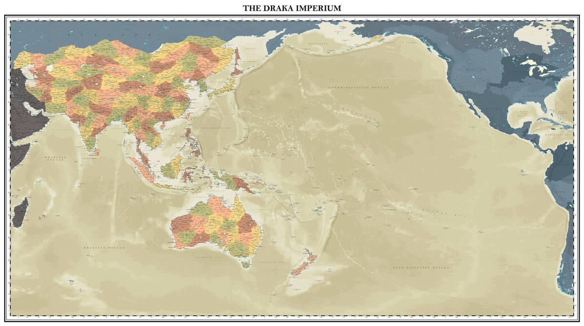 The Draka Imperium by SalesWorlds