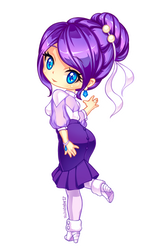 Rarity of MLP [Chibi] by Nukababe