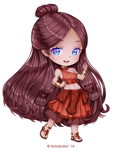 [+Video] Katara in Fire Nation Outfit by Nukababe
