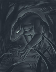 In The Night by KatrineTindlund