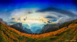 Morning Clouds by dawgama