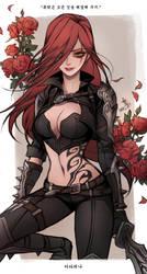 katarina x rose by seo-love