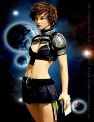 Sci Fi Academy by sandrabauser