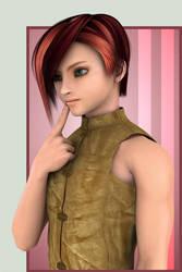 DELF boy by Caria